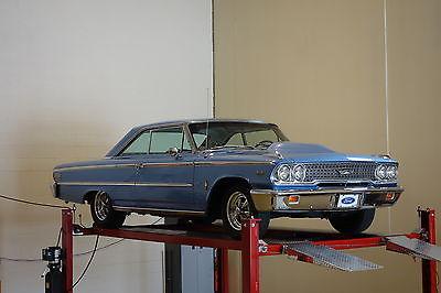 Ford : Galaxie 500 XL, 428 Police Interceptor V8, 4 Speed 1963 1 2 ford galaxie 500 xl 428 police interceptor v 8 4 speed low mileage
