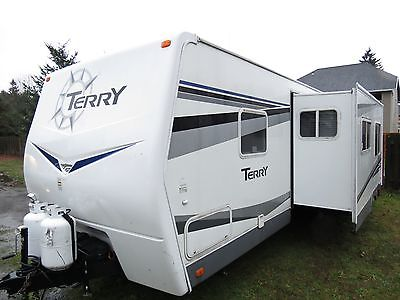 2007 Fleetwood Terry Terry M-280FQS Camping Trailer over $32k when was new !!!
