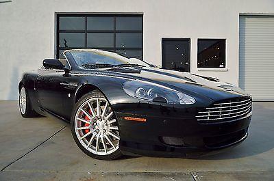 Aston Martin: Other Volante Convertible 2-Door 2007 aston martin