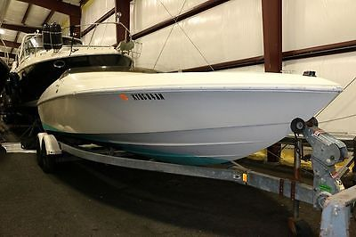 WELLCRAFT SCARAB GO FAST SPEED BOAT 22' 7.4L V8 454 FAST AND FUN