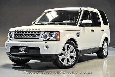 Land Rover : LR4 LUX 2013 land rover lr 4 lux 1 ownr navigation rear camera 3 rd row