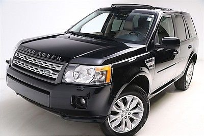 Land Rover: LR2 HSE WE FINANCE! 2011 Land Rover LR2 HSE AWD Power Roof ALPINE Heated Seats