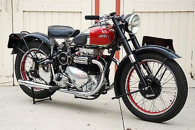 Norton : Ariel Square 4G 1948 ariel square four 4 g ireon head model fully restored runs perfectly
