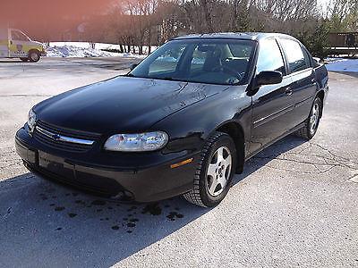 Chevrolet: Malibu LS 2002 chevrolet malibu ls sedan 4 door 3.1 l