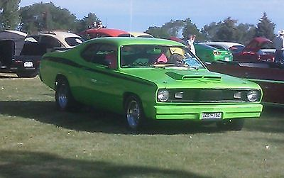 Plymouth: Duster Plymouth duster