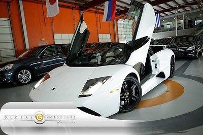 Lamborghini: Murcielago Roadster 05 lamborghini murcielago roadster lp 640 conversion body kit