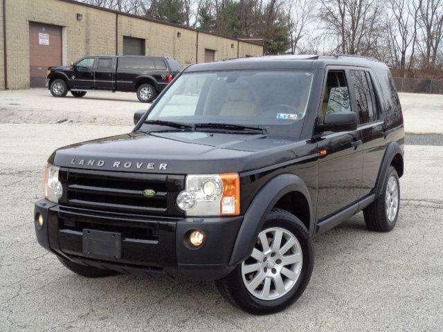 Land Rover : LR3 4dr Wgn SE 2005 land rover lr 3 v 8 7 passenger only 82 k serviced tow package 3 sunroofs look