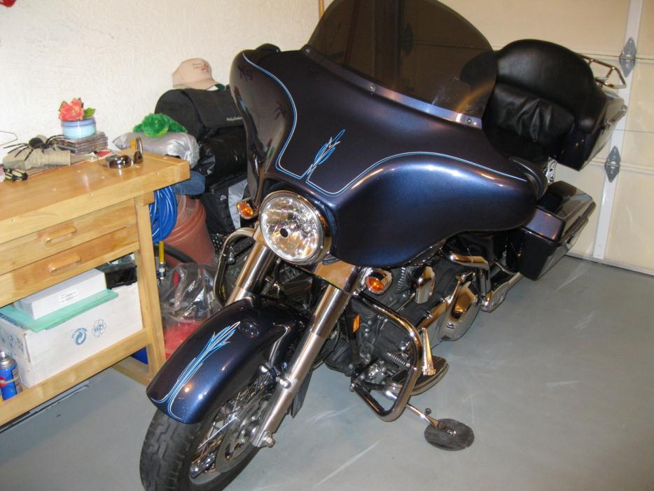 2005 Harley-Davidson FLHR/FLHRI Road King