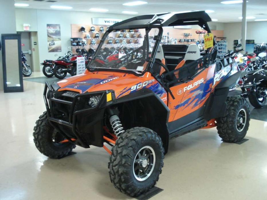 2013 Polaris Ranger Crew 900 Motorcycles for sale