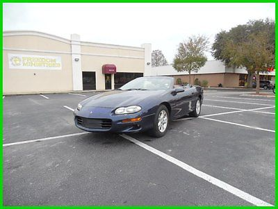Chevrolet: Camaro CHEAP BUY IT NOW 2000 CHEVROLET CAMARO CONVERTIBLE 2000 chevrolet camaro convertible 2 owner auto pwr top clean cheap buy it now