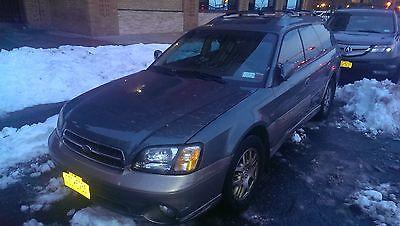 Subaru: Outback VDC 2001 subaru outback h 6 vdc all wheel drive sedan needs transmission work
