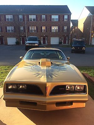 Pontiac: Firebird Trans Am 400 1978 pontiac firebird trans am 400