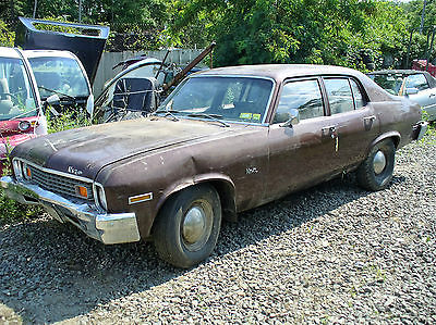 Chevrolet Nova Base Cars For Sale