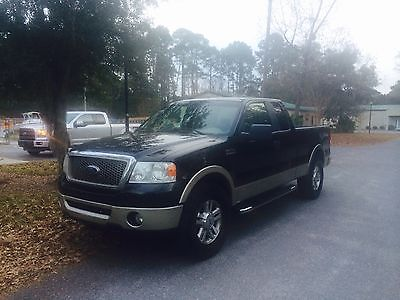 Ford: Other Pickups Lariat Ford F150 4x4 Lariat Supercap