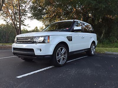 Land Rover: Range Rover Sport HSE LUX 2013 hse lux used 5 l v 8 32 v automatic 4 wd suv premium