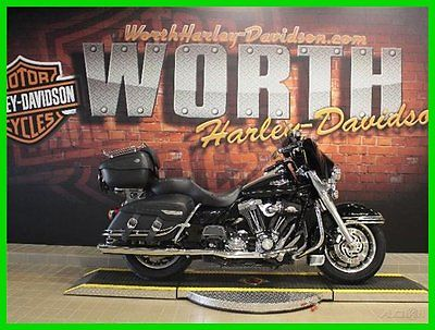 Harley-Davidson: Touring 2007 harley davidson touring road king classic flhrc used