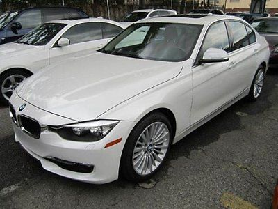 BMW: 3-Series Luxury, Premium, Cold Weather, Technology Packages 2013 bmw 328 i sedan 3 series clean