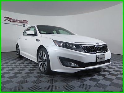 Kia: Optima SX FWD 2.0L V4 Engine USED Sedan - Heated Seats USED 63K Miles 2011 Kia Optima SX Sunroof Leather and Cooled Seats Keyless Entry