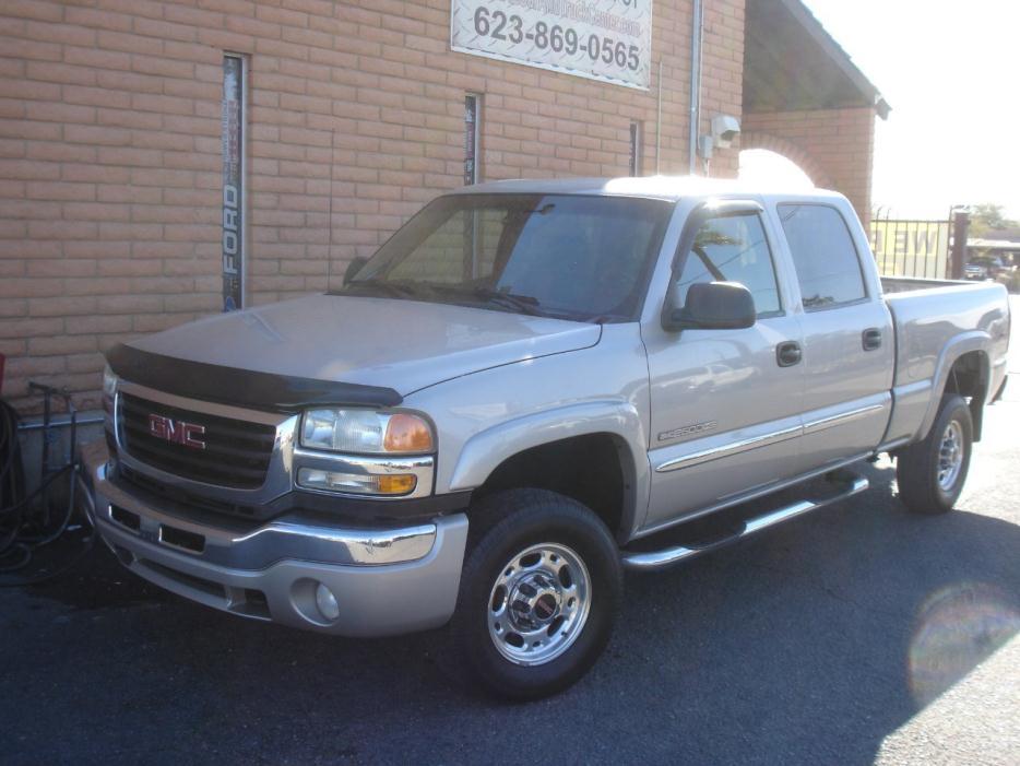 2004 Gmc Sierra 2500 Hd