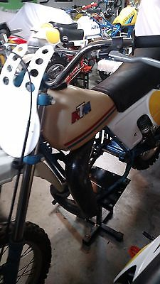 KTM : Other 1979 ktm 420 project bike vintage ahrma