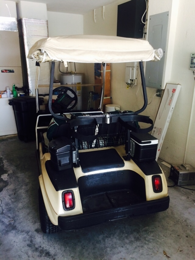 2001 Club Car Ds Electric Golf Car