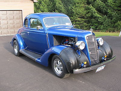 Plymouth : Other all steel 1935 plymouth coupe street rod all steel