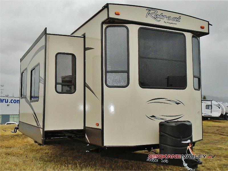 2011 Keystone Mountaineer 285RLD