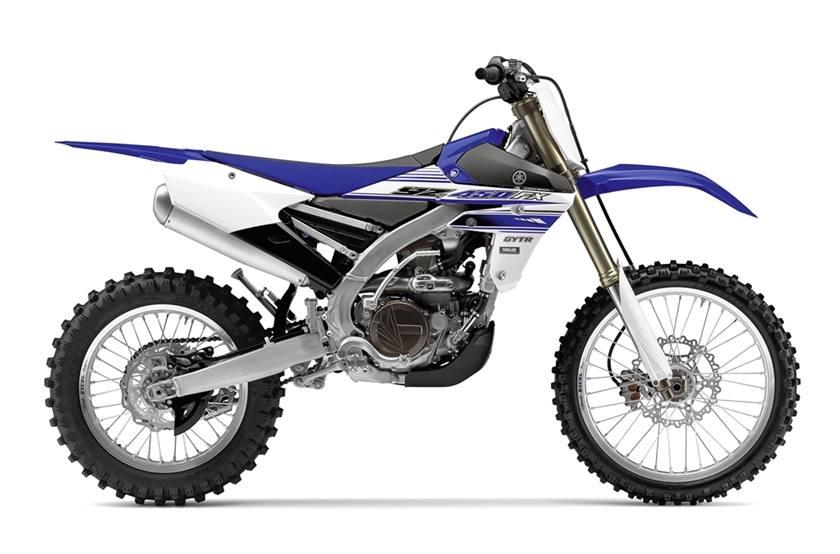 2016 Yamaha YZ 450FX