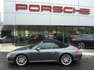 Porsche : 911 Carrera S Convertible 2-Door 2011 porsche 911 carrera c 2 s cabriolet pdk automatic porsche certified warranty