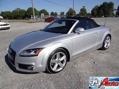 Audi: TT 2.0T Premium Plus 2012 2.0 t premium plus 74 auto salvage repairable audi 27 k miles easy tt
