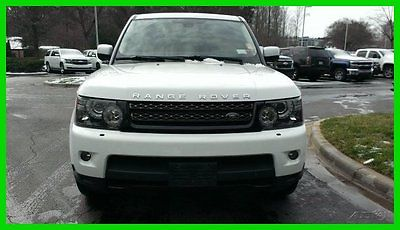 Land Rover: Range Rover Sport HSE 2012 hse used 5 l v 8 32 v automatic 4 wd suv premium