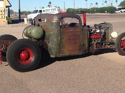Ford: Other Pickups 38 ford rat rod