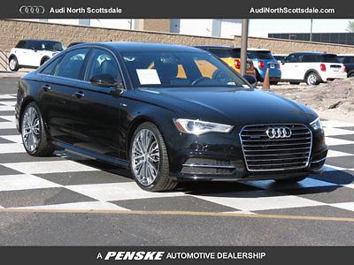Audi : A6 Premium Plus S Line Quattro 2.0 Turbo 5 k miles used 16 audi a 6 awd navigation bose bluetooth black heated leather