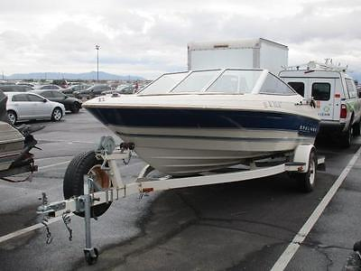 1993 Bayliner 1800 Limited Edition Force 120 HP Outboard Open-Bow Needs Work!