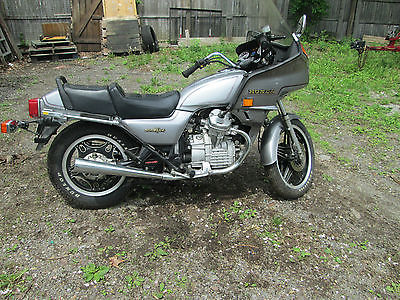 Honda : Other 1982 gl 500 silverwing low miles senior one owner 10 k miles