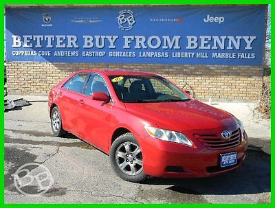 Toyota: Camry CE 2007 camry ce used 2.4 l i 4 16 v automatic fwd sedan