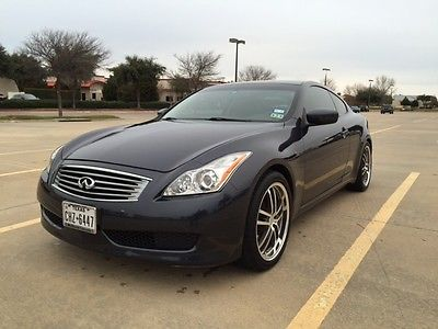 2008 infiniti g37 coupe cars for sale. Black Bedroom Furniture Sets. Home Design Ideas