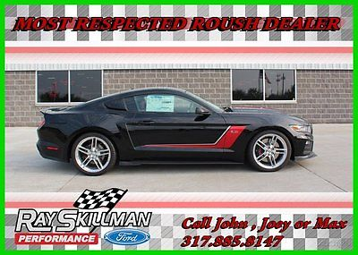 Ford : Mustang ROUSH RS3 Stage 3 670 HP 15 2015 gt premium new 5 l v 8 32 v manual rwd coupe premium 2016 16 2014 14