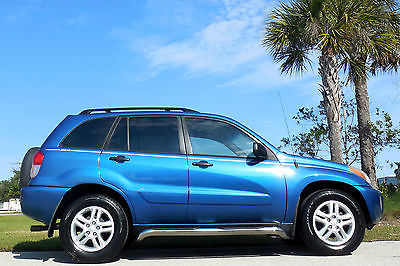 Toyota : RAV4 4 CYLINDER CARFAX CLEAN RECORDS  NICEST SUV CARFAX CLEAN FWD 0 ACCIDENTS LOW MILES RUST FREE LOADED 03 04 05 06
