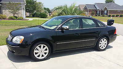 Ford : Five Hundred All Wheel Drive 2006 ford five hundred limited 55 125 miles all wheel drive navigation