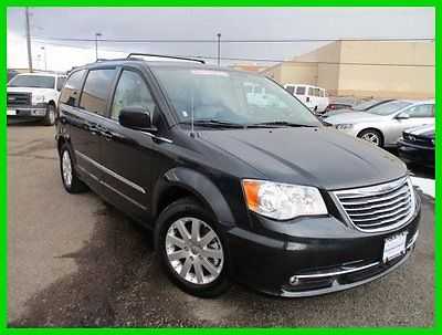 Chrysler : Town & Country Touring 2014 touring used 3.6 l v 6 24 v automatic fwd minivan van premium