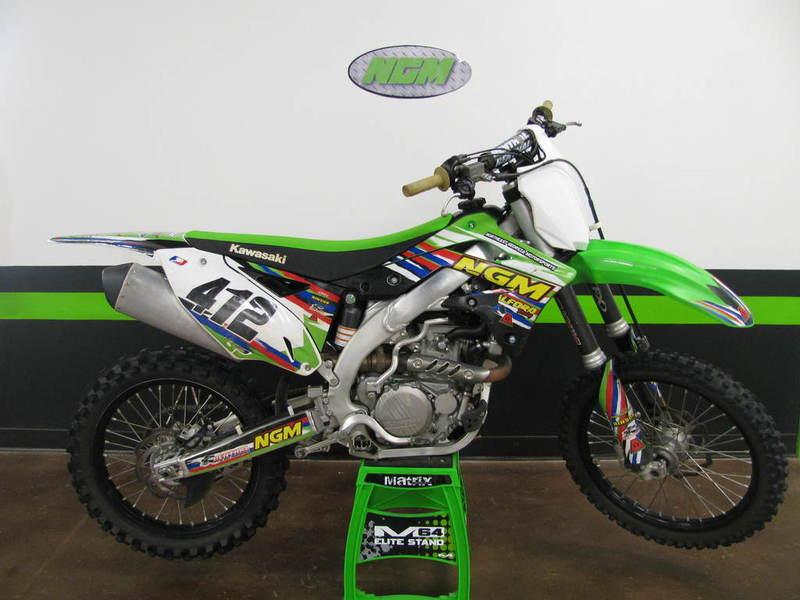 2008 Kawasaki KX 65