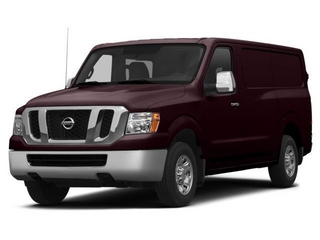 2016 Nissan Nv2500 Hd Sv V8