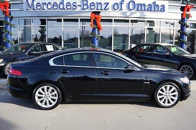 Jaguar: XF 4dr Sdn Premium 2011 sedan used gas v 8 5.0 l 305 6 speed automatic w od rwd leather black