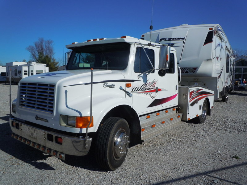 1997 International TOW MASTER CONVERSION 4700 by WIERS