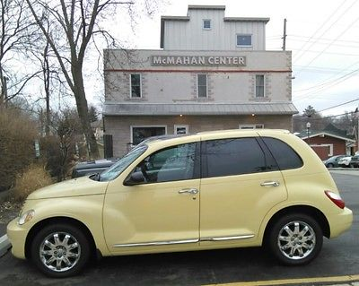 Chrysler: PT Cruiser Limited Wagon 4-Door 2007 chrysler pt cruiser limited wagon 4 door 2.4 l