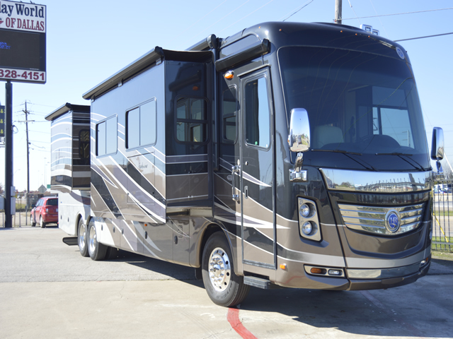 2009 Holiday Rambler Augusta 293TS FORD DIESEL 6.0