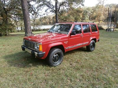 jeep cherokee 1989 cars for sale. Black Bedroom Furniture Sets. Home Design Ideas