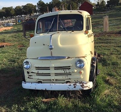 Other Makes 1950 dodge 5 window coe truck with title