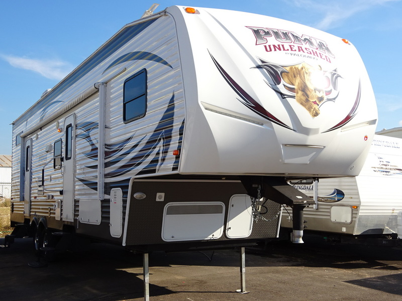 Palomino Puma Unleashed 25 Tfs Rvs For Sale
